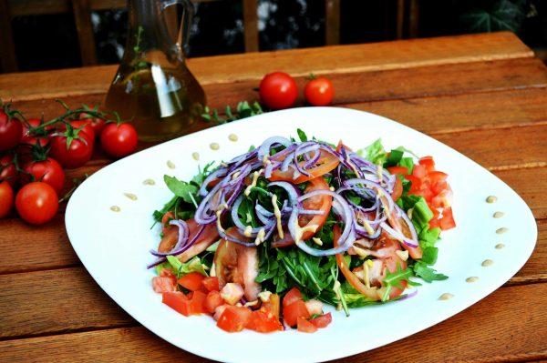 Salata de cruditati